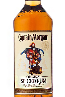 Captain Morgan Spiced Rum